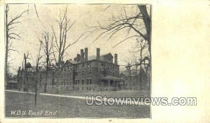 W.B.S. East End - Misc, Pennsylvania PA Postcard