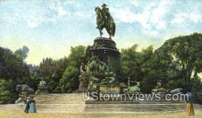 Philadelphia, Pennsylvania, PA, Postcard