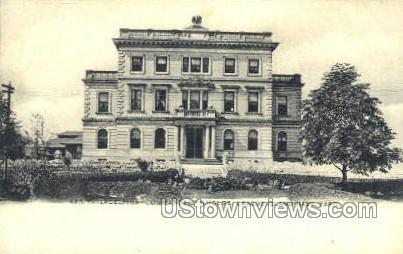 Commandant's House - Philadelphia, Pennsylvania PA Postcard