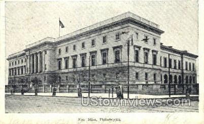 New Mint - Philadelphia, Pennsylvania PA Postcard