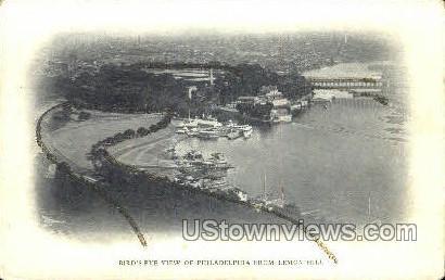 Lemon Hill - Philadelphia, Pennsylvania PA Postcard