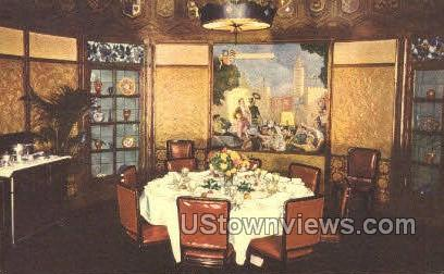 Kugler's Restaurant - Philadelphia, Pennsylvania PA Postcard