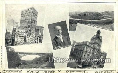 Geo. W. Guthrie of Pittsburgh - Pennsylvania PA Postcard