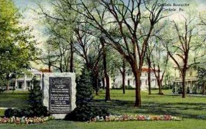 Carlisle Barracks - Pennsylvania PA Postcard
