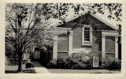 First Baptist Church - Bradford, Pennsylvania PA Postcard