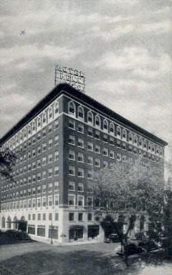 Hotel Penn Alto  - Altoona, Pennsylvania PA Postcard