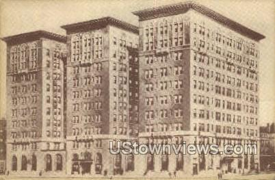 The Penn Sherwood - Philadelphia, Pennsylvania PA Postcard