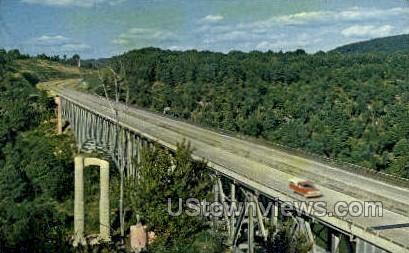 Keystone Shortway - Emlenton, Pennsylvania PA Postcard