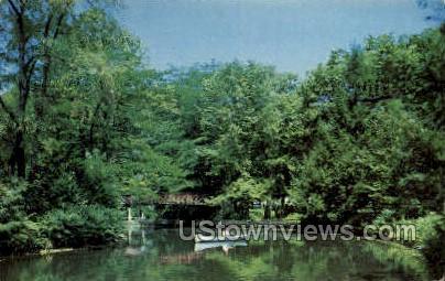 Idlewild Farm - Greensburg, Pennsylvania PA Postcard