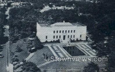 Everhart Museum of Natural History - Scranton, Pennsylvania PA Postcard