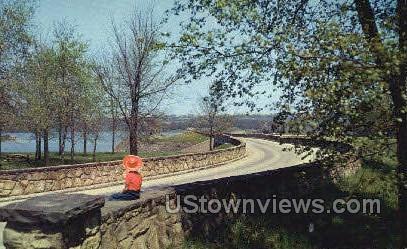 Highway - Johnstown, Pennsylvania PA Postcard