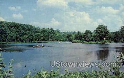 Idlewild Park - Ligonier, Pennsylvania PA Postcard