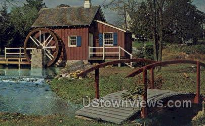 Kimberton Tavern - Chester, Pennsylvania PA Postcard