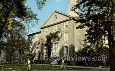 West College, Dickinson College - Carlisle, Pennsylvania PA Postcard