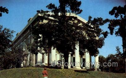 Baker Mansion - Altoona, Pennsylvania PA Postcard