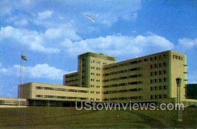 US Veterans' Hospital - Altoona, Pennsylvania PA Postcard