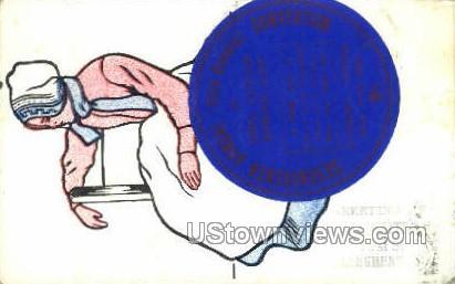 Penna Christian Endeayor Union - Altoona, Pennsylvania PA Postcard