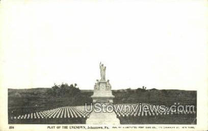 Johnstown Flood May 31, 1889 - Pennsylvania PA Postcard