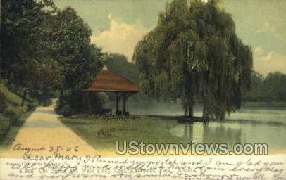 Lakemount Park - Altoona, Pennsylvania PA Postcard