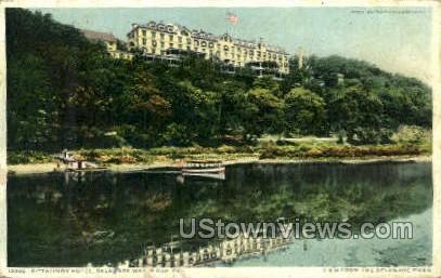 Kittatinny Hotel - Delaware Water Gap, Pennsylvania PA Postcard