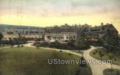 The Lodge, Skytop Club - Pennsylvania PA Postcard