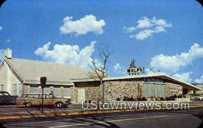 Walp's Restaurant & Motel - Allentown, Pennsylvania PA Postcard