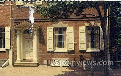 Independence National Historic Park - Philadelphia, Pennsylvania PA Postcard