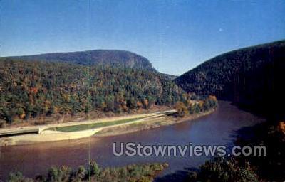 pa_qq_4054 - Delaware Water Gap, Pennsylvania PA Postcard