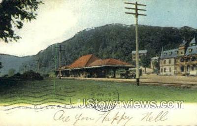 pa_qq_4058 - Delaware Water Gap, Pennsylvania PA Postcard