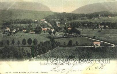 pa_qq_4063 - Delaware Water Gap, Pennsylvania PA Postcard