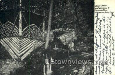 pa_qq_4070 - Delaware Water Gap, Pennsylvania PA Postcard