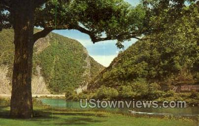 pa_qq_4071 - Delaware Water Gap, Pennsylvania PA Postcard