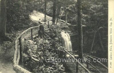 pa_qq_4084 - Delaware Water Gap, Pennsylvania PA Postcard