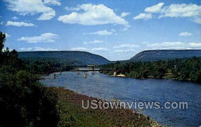 pa_qq_4087 - Delaware Water Gap, Pennsylvania PA Postcard