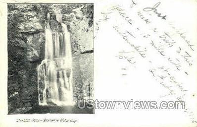 pa_qq_4096 - Delaware Water Gap, Pennsylvania PA Postcard
