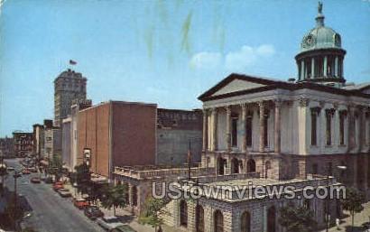 Lancaster, Pennsylvania, PA, Postcard
