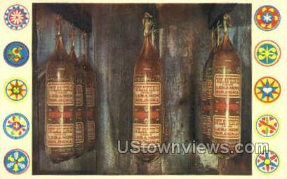 Weavers famous bologna - Lebanon, Pennsylvania PA Postcard