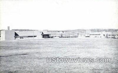 Lakeview High School - Stoneboro, Pennsylvania PA Postcard