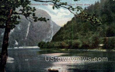 Jersey Shore - Delaware Water Gap, Pennsylvania PA Postcard