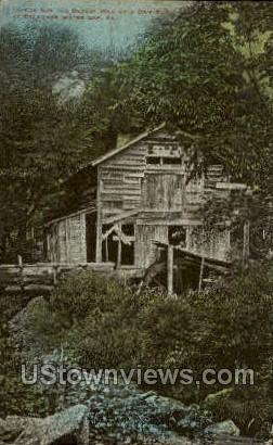 Oldest Mill - Delaware Water Gap, Pennsylvania PA Postcard