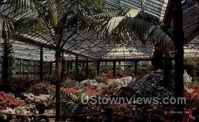 Conservatory, Longwood Gardens - Delaware Water Gap, Pennsylvania PA Postcard