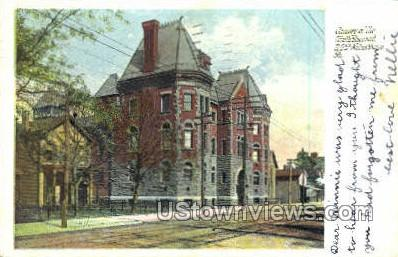 Armory of the Ninth Regiment - Wilkes-Barre, Pennsylvania PA Postcard