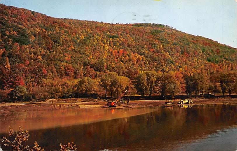 Allegheny Reservoir PA