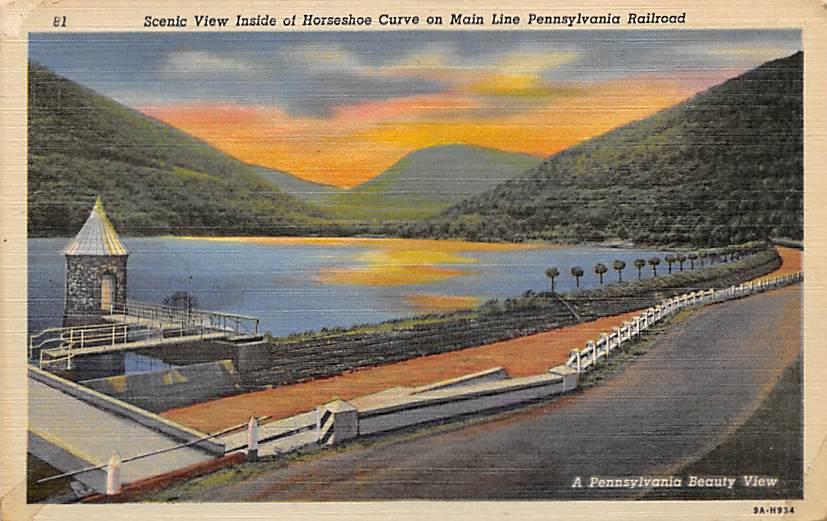 Pennsylvania Railroad PA