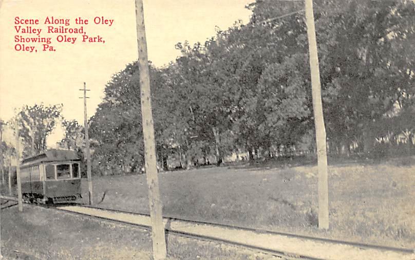 Oley PA