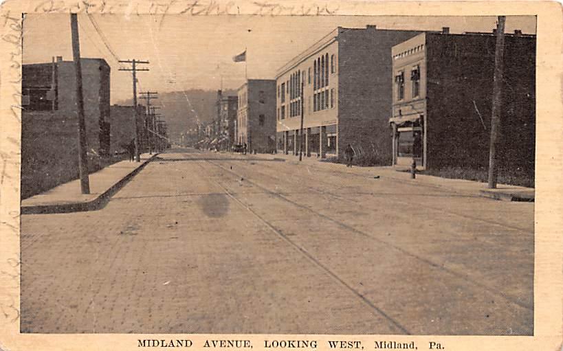 Midland PA