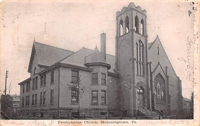 Mahoningtown PA