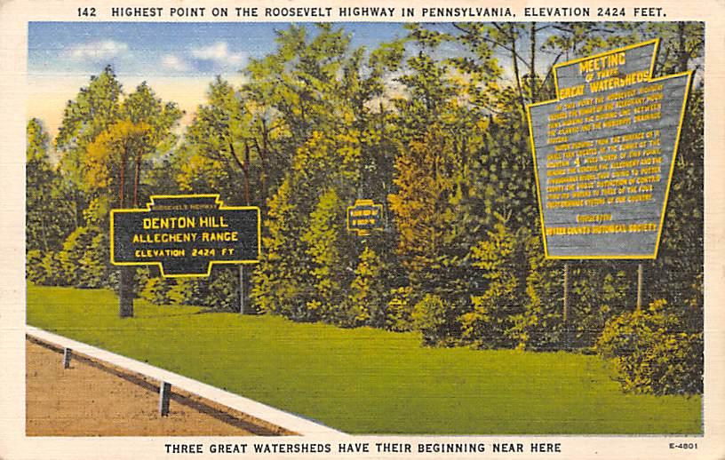 Denton Hill PA