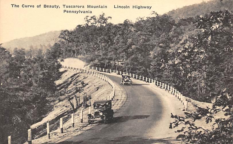 Tuscarora Mountain PA
