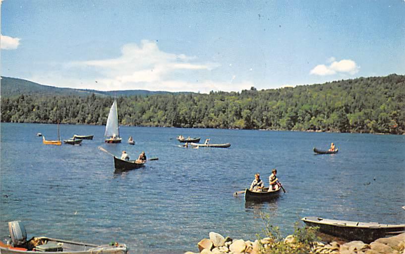 Canadotha Lake PA